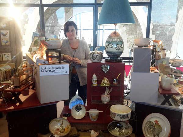 Atelier poterie La Sinelle, cahagnes calvados