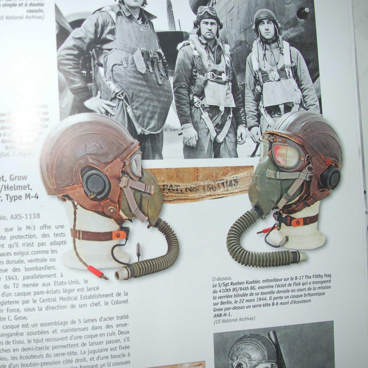 Holster aviateur guerre en cuir