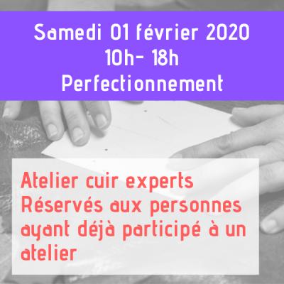 atelier cuir experts fevrier 2020
