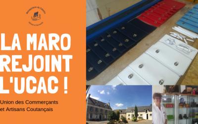 La Maroquinerie du Cotentin rejoint l'UCAC Coutances
