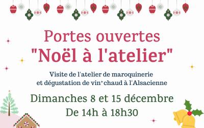 Programme des festivités à la Maroquinerie