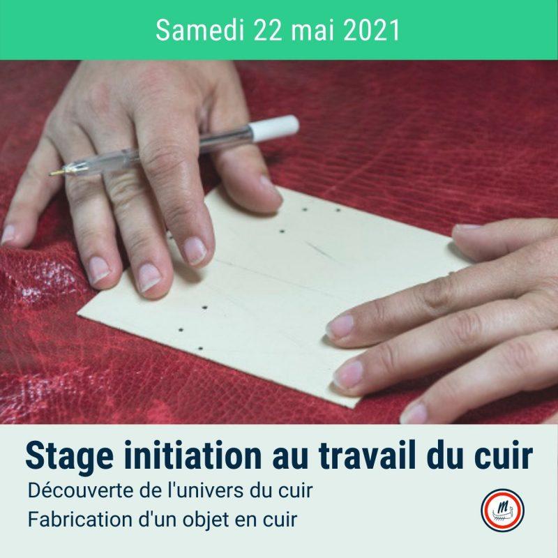 stage cuir maroquinier